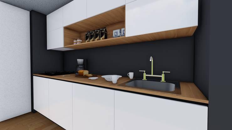 Cocinas: Cocinas de estilo  por Avila Arquitectos,