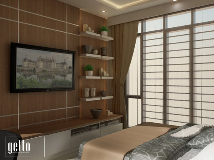 Cluster The Avanny BSD:  Kamar Tidur by Getto_id