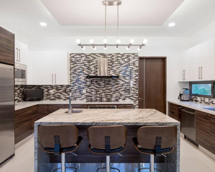 Projekty,  Kuchnia zaprojektowane przez J-M arquitectura