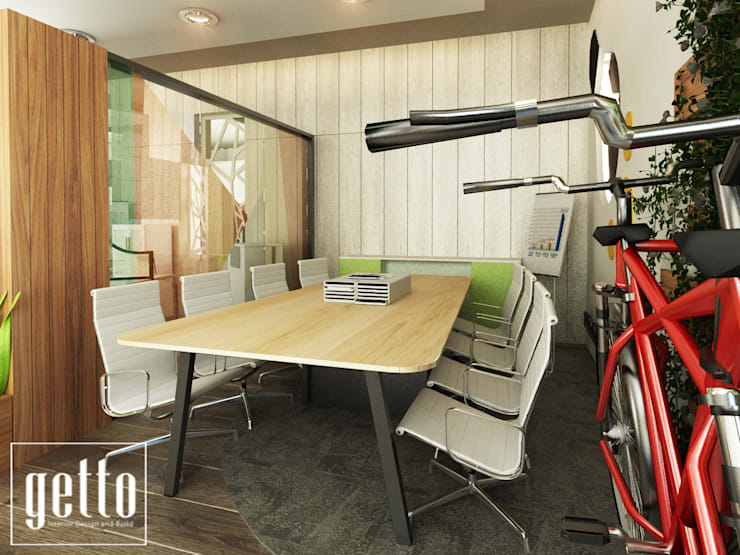 Showroom Office Loista:   by Getto_id