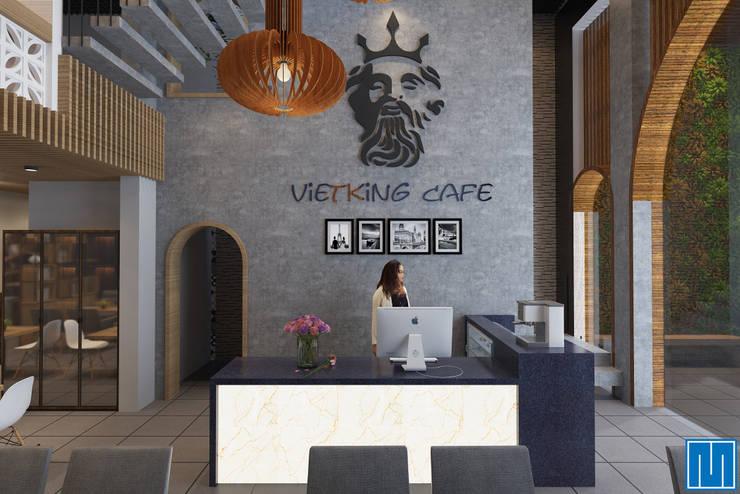 VietKing Cafe:   by Mét Vuông