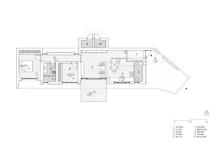 Nhà by 투엠투건축사사무소