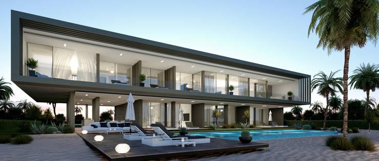 Houses by Brengues Le Pavec architectes