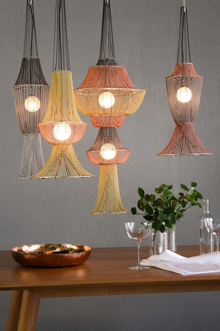 Moroccan Vases: eclectic  by willowlamp, Eclectic