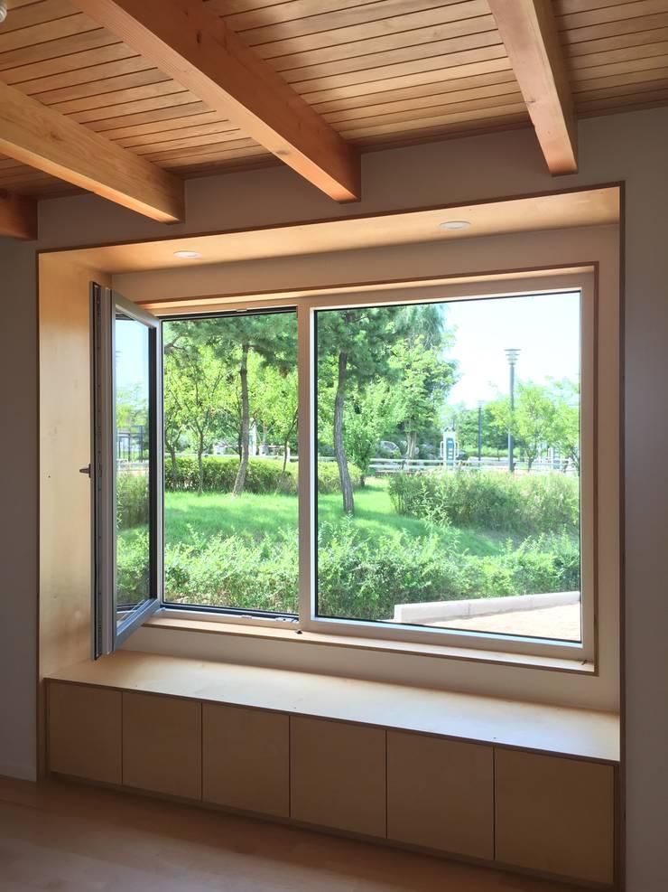 집을 그리다 프로젝트2: 집을그리다의  창문