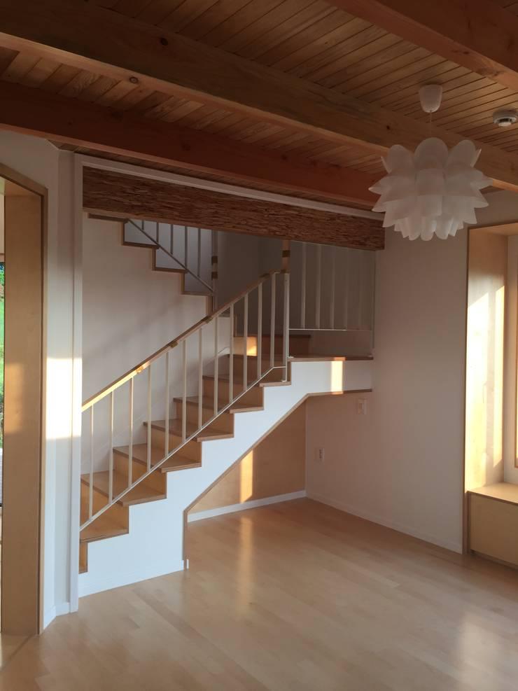 집을 그리다 프로젝트2: 집을그리다의  계단