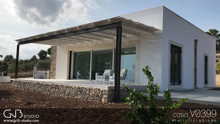 منزل ريفي تنفيذ G'n'B studio