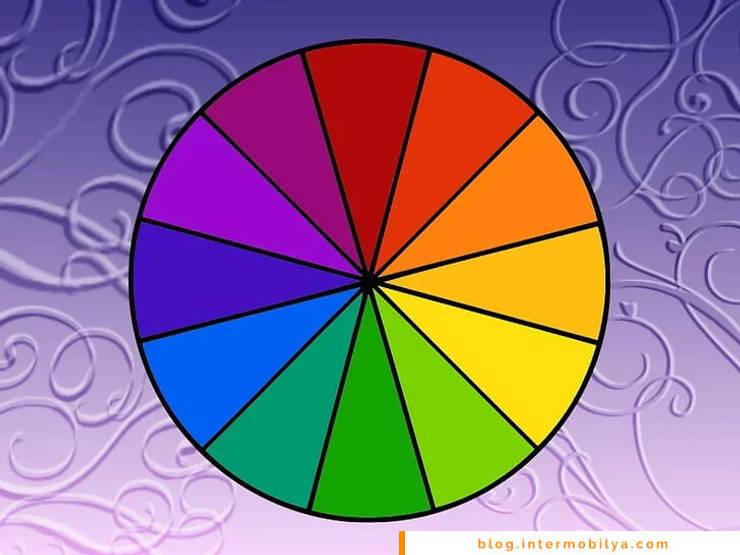 İnter Mobilya – 6 Adımda İç Dekorasyonda Renk Seçimi Nasıl Yapılır?:  tarz İç Dekorasyon