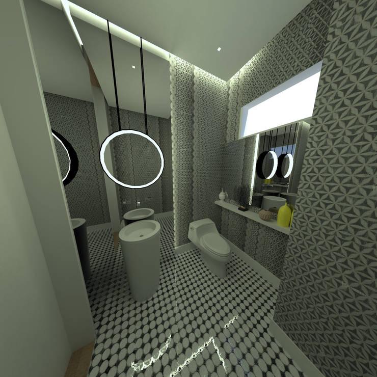 Bathroom by D Interior