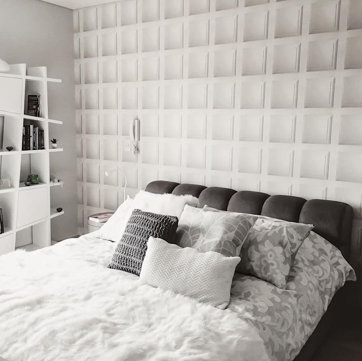 LOS ROSALES: Dormitorios de estilo  por D Interior
