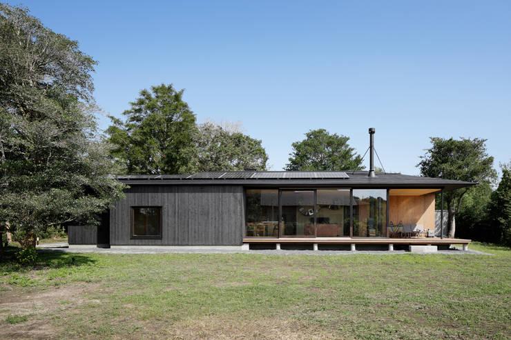 052いすみ市岬町Oさんの家: atelier137 ARCHITECTURAL DESIGN OFFICEが手掛けた家です。
