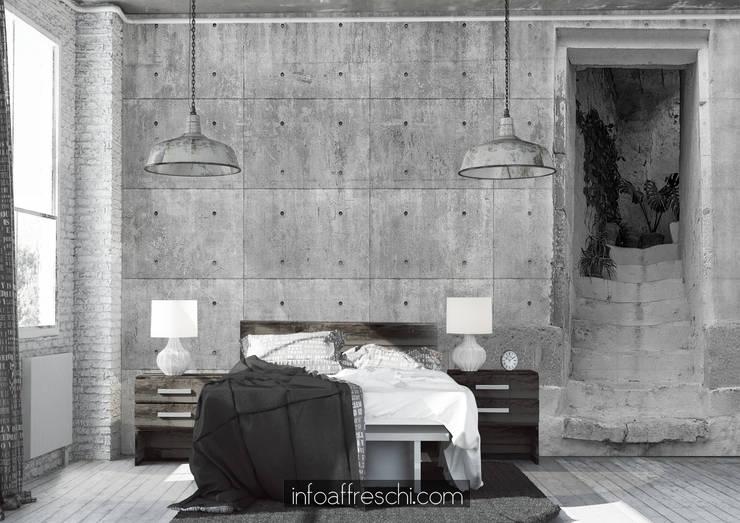 Walls & flooring by Affreschi & Affreschi