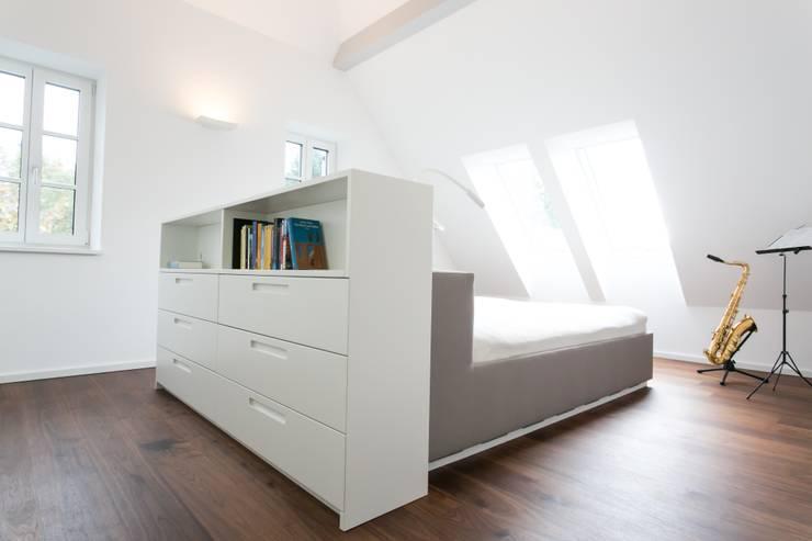 Ein Kleines Schlafzimmer Aufteilen