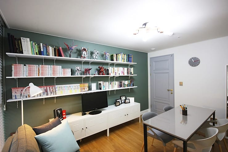 Phòng học/Văn phòng by homelatte