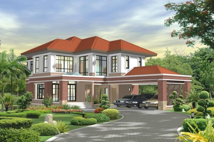 DESIGN: MGB – Bali Style:   by บจก. เดอะโมเดอร์นกรุ๊ป เรียลพร็อพเพอทิ