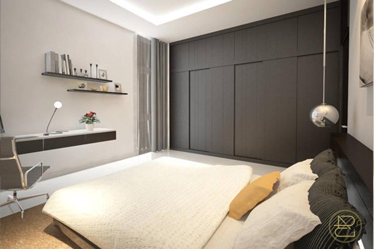 Bedroom by Arci Design Studio