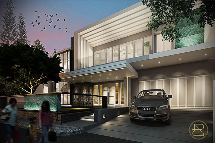 BGV House:  Rumah by Arci Design Studio