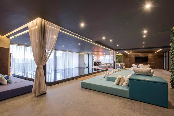 Spa by Sobrado + Ugalde Arquitectos