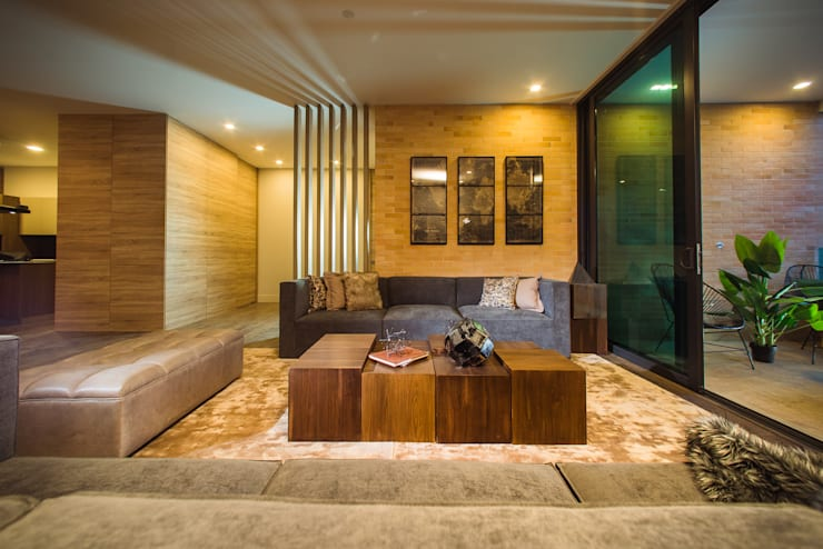 Living room by Munera y Molina
