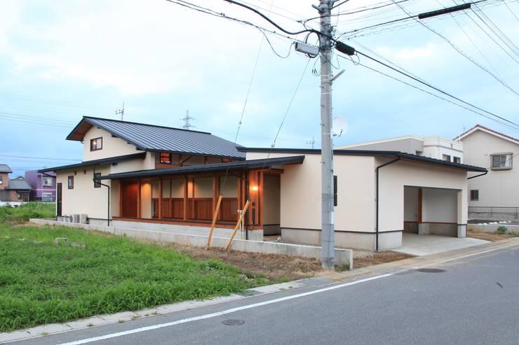 房子 by 田村建築設計工房