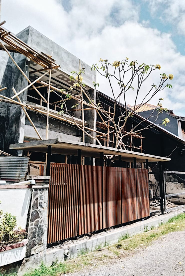 Progress 1:   by Spasi Architects