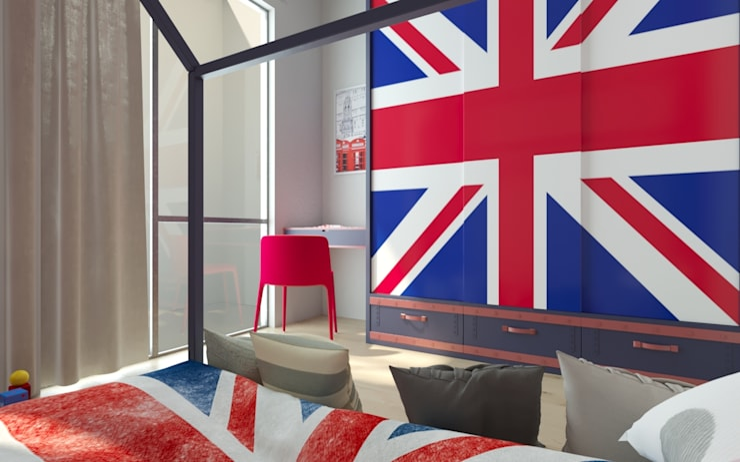 kid's bedroom 2:   by Rendrahandy