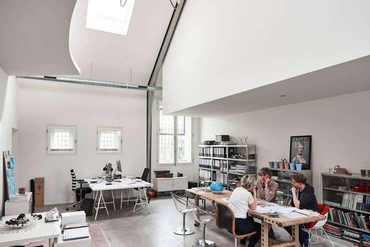 Van koepelkerk naar moderne loft