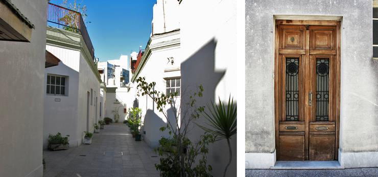 PH Aldea | Remodelación : Casas unifamiliares de estilo  por Paula Mariasch - Juana Grichener - Iris Grosserohde Arquitectura,
