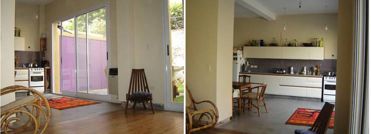 Ph casa: Livings de estilo  por Paula Mariasch - Juana Grichener - Iris Grosserohde Arquitectura,
