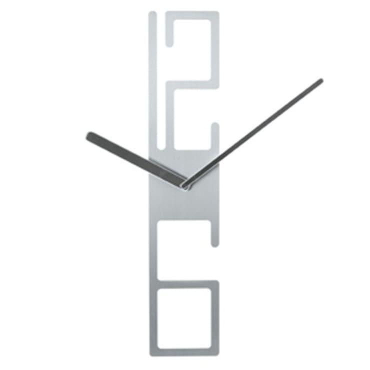 Karlsson 12/6 Wall Clock:  Living room by Just For Clocks
