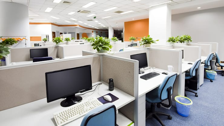 BPO in Pune:  Office spaces & stores  by The Sasha Interiology
