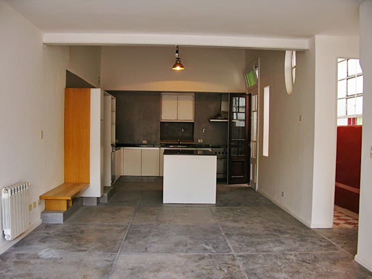 PH Ravignani: Cocinas a medida  de estilo  por Paula Mariasch - Juana Grichener - Iris Grosserohde Arquitectura,