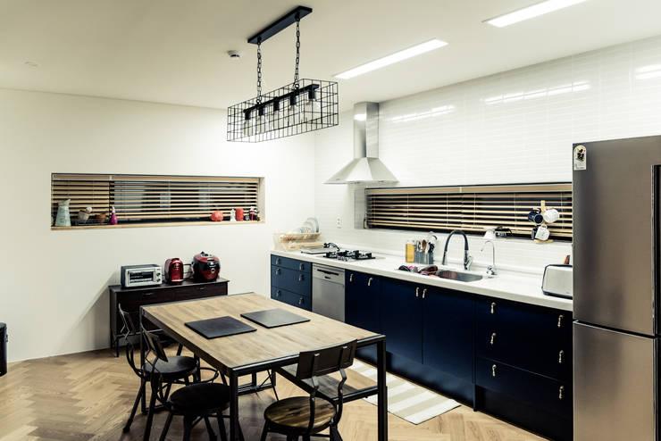 廚房 by 휴먼스케일