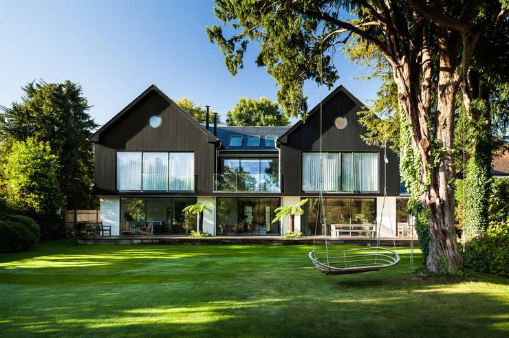 前院 by Concept Eight Architects