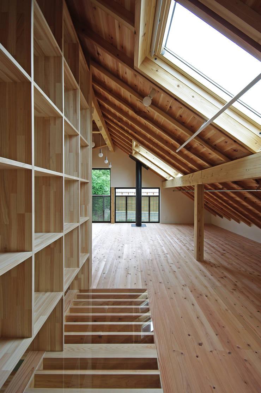 Asian style nursery/kids room by 株式会社 空間建築-傳 Asian