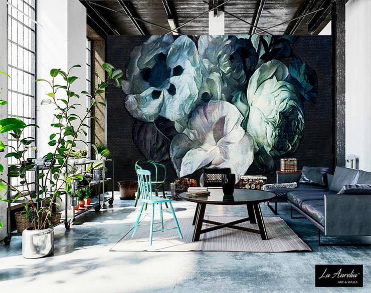 Walls & flooring by La Aurelia