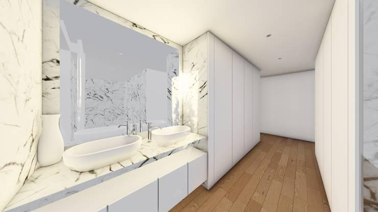 Phòng thay đồ by Helena Faria Arquitectura e Design