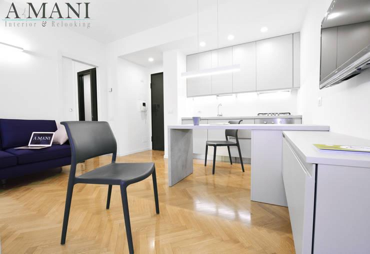 Cucina: Cucina in stile  di A4MANI - Interior & Architecture