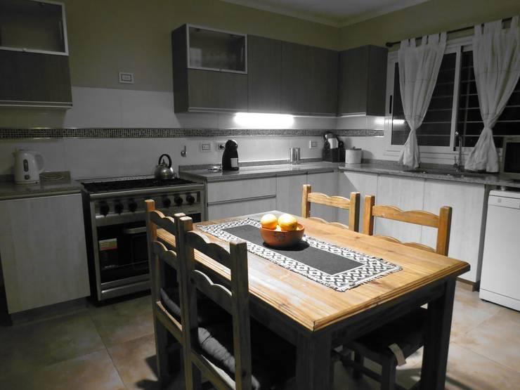 Einbauküche von MOBILFE, Skandinavisch