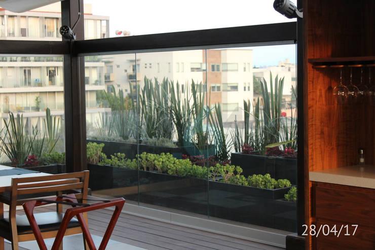TERRAZAS -PAISAJE : Terrazas de estilo  por TP618