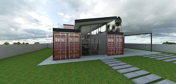 منازل تنفيذ Petillo Arquitetura