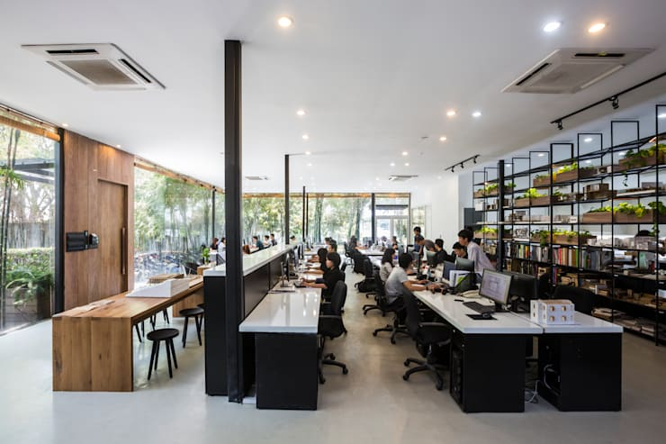 de MIA Design Studio Moderno