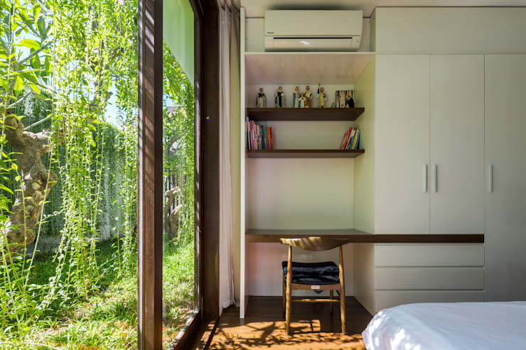 Hotels door MIA Design Studio