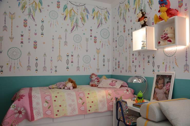 غرفة نوم بنات تنفيذ arquiteta aclaene de mello