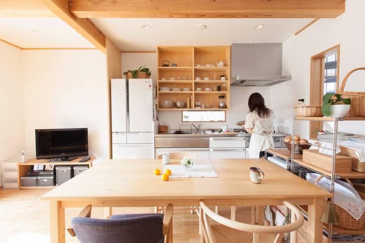 餐廳 by 堺建築設計事務所