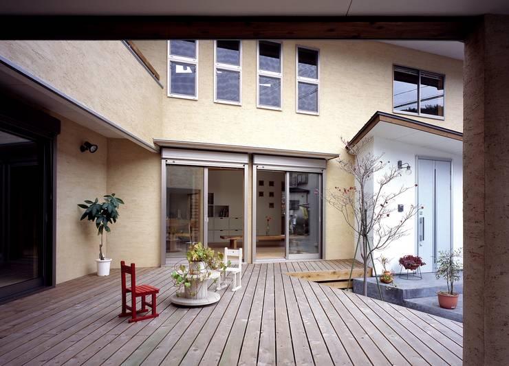 房子 by 堺建築設計事務所