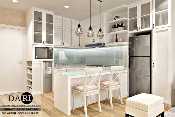 kitchen :  Kitchen by DARI