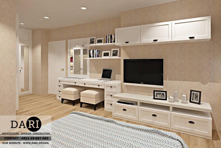 bedroom tv :  Bedroom by DARI