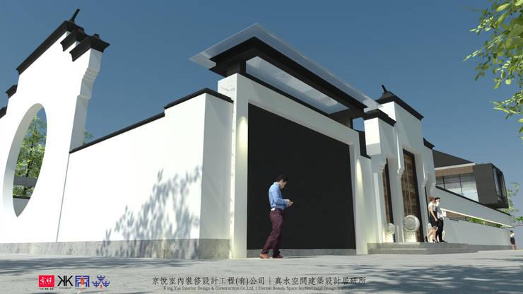 京悅蘇州:  度假別墅 by 京悅室內裝修設計工程(有)公司|真水空間建築設計居研所