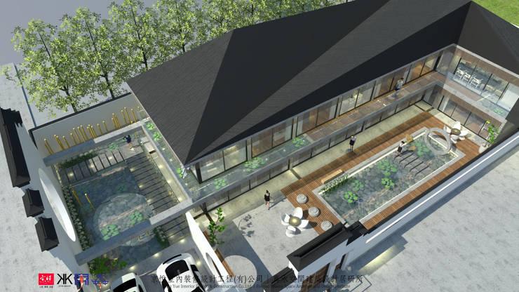 京悅蘇州:  房子 by 京悅室內裝修設計工程(有)公司|真水空間建築設計居研所